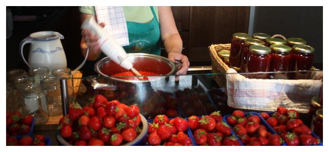 Erdbeermarmelade_einkochen